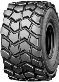 650/65R25 Michelin XAD 65 Radial Earthmover Tire (2 Star)