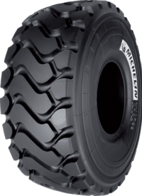 26.5R25 Michelin XHA2 Radial Loader Tire (2 Star)