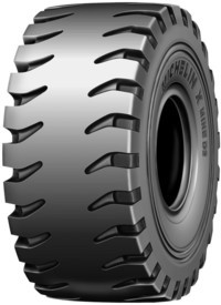 45/65R39 Michelin XMine D2 Radial Loader Tire (2 Star)
