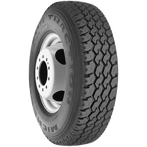 LT235/85R16 Michelin XPS Traction Tire (LRE)