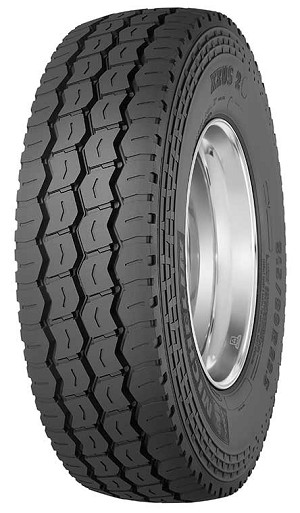Truck Wheels And Tires >> 315/80R22.5 Michelin XZU S2 Commercial Truck Tire (20 Ply)