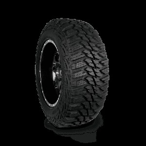 35x12.50R20 Kanati Mud Hog Light Truck Tire (LRE)
