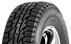 235/65R17 XL Nokian Rotiiva A/T SUV and Light Truck Tire (108T)