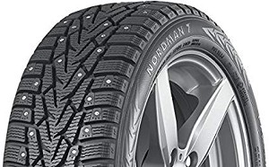 235/70R16 Nokian Nordman 7 SUV Snow Tire (106T) (Studded)