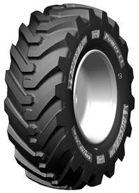 12.5/80x18 Michelin Power CL Backhoe Loader Tire (340/80-18)