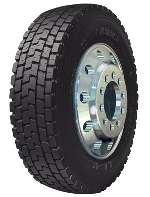 11R24.5 Double Coin RLB450 Commercial Truck Tire (16 Ply)