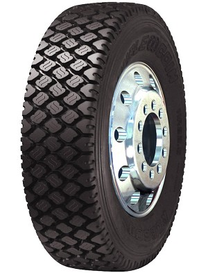 11R24.5 Double Coin RLB600 Commercial Truck Tire (16 Ply)