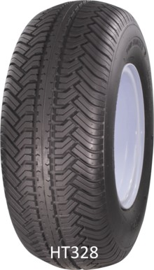 20.5X8.00-10 Greenball Towmaster HT328 Trailer Tire (LRF)
