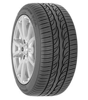 205/45R17 Uniroyal Tiger Paw GTZ All Season Tire (84W)
