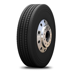 11R24.5 Duraturn DA20 Commercial Truck Tire (16 Ply)