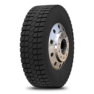 245/70R19.5 Duraturn DD51 Commercial Truck Tire (14 Ply)