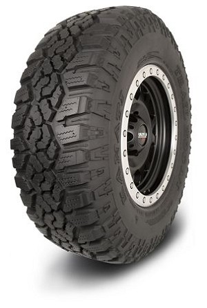 LT235/80R17 Kanati Trail Hog Light Truck Tire (LRE)