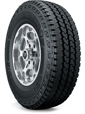 LT265/70R17 Firestone Transforce AT2 Light Truck Tire (LRE)