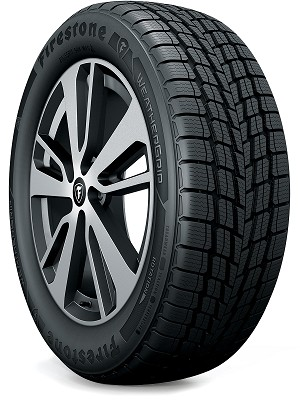 215/50R17 Firestone Weathergrip All Weather Tire (95H)