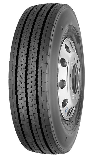 305/85R22.5 Michelin X INCITY Z Commercial Truck Tire (18 Ply)