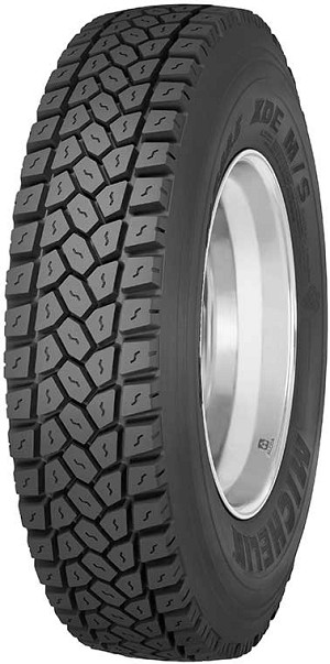 11R22.5 Michelin XDE M/S Commercial Truck Tire (14 Ply)